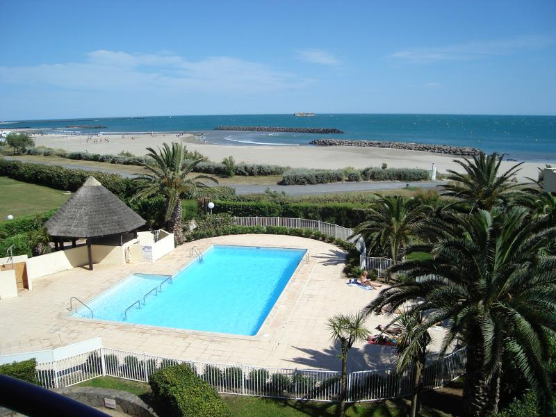 LOCATION VACANCES CAP D AGDE SAVANNA BEACH I   Appartement   3 PIECES    33m² + 10m² De Terrasse