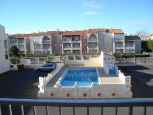 Locations appartements le cap d agde archipel for Piscine agde archipel