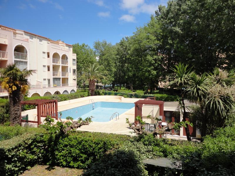 Locations appartements le cap d agde lagon bleu oasis for Cap d agde jardin