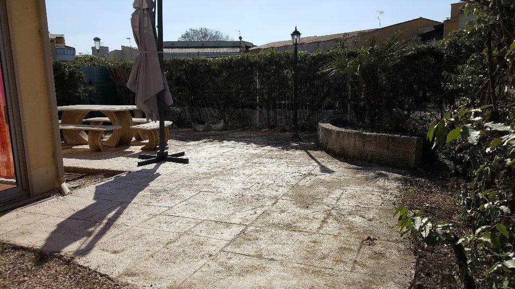 Vente appartement en rez de jardin le cap d 39 agde richelieu for Le jardin inattendu agde